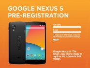 Ya no queda (casi) nada por saber del Google Nexus 5