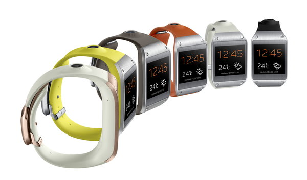 Ya ha varias apps compatibles con el Samsung Galaxy Gear.