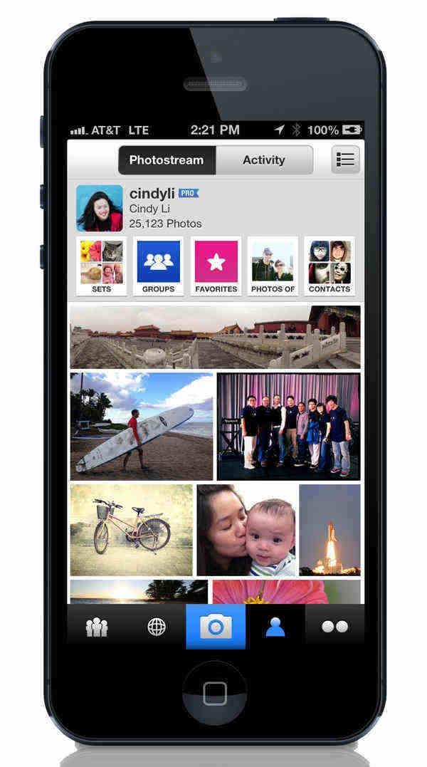 Flickr fue el primer servicio de Yahoo! en experimentar cambios importantes y en ofrecer 1 Tb de espacio gratis