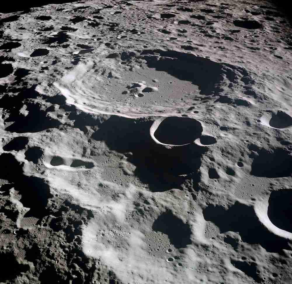 El mayor impacto sobre la Luna visto hasta la fecha