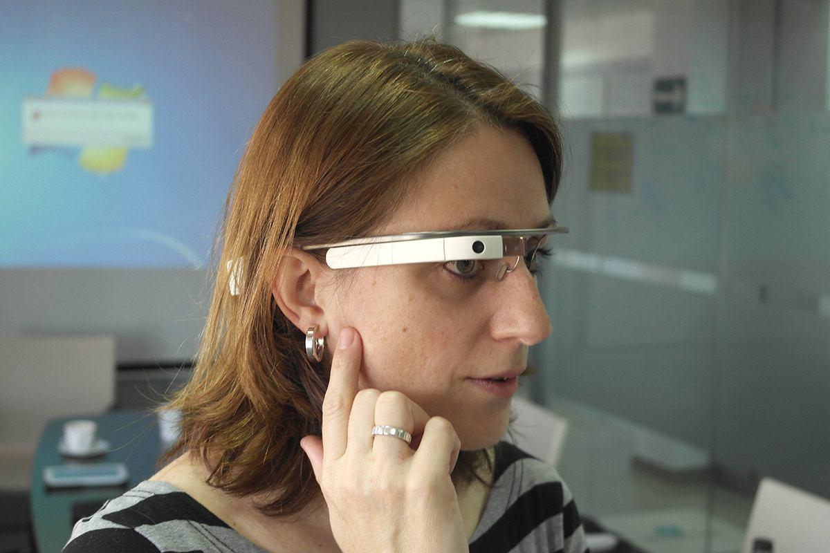 ¿Quieres programar para Google Glass?
