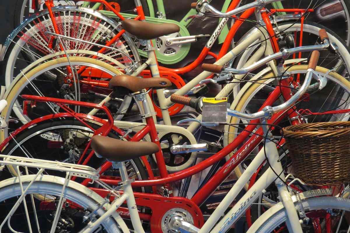 Bicicletas en Expobici 2013