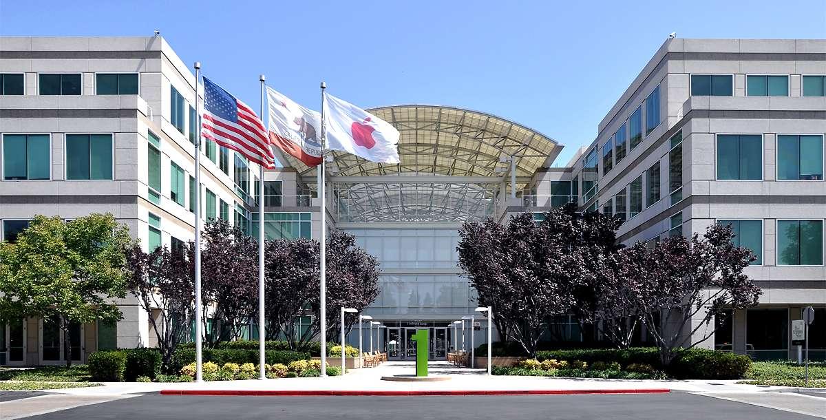 Apple desarrolla una red de distribución de contenidos