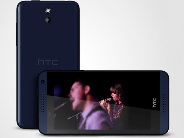 El HTC Desire 816 y el 610 llevan sistema operativo Android con HTC Sense y el escritorio BlinkFeed