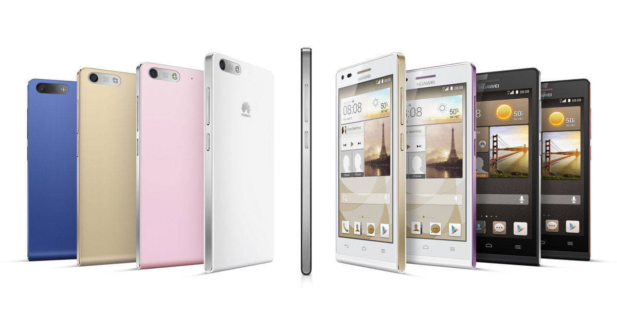 Huawei presenta sus nuevos dispositivos móviles