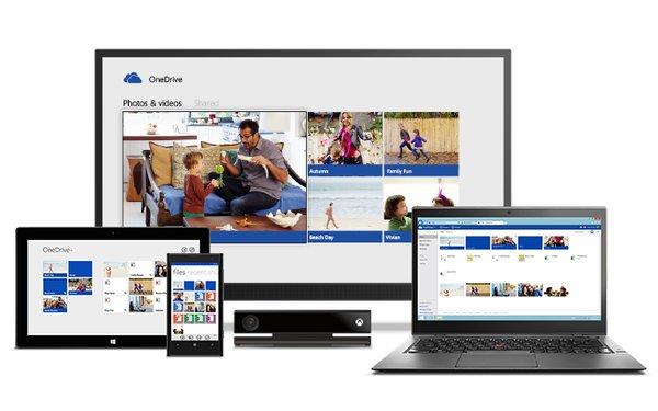 OneDrive está integrado no sólo en tablets y smartphones. También lo está en la Xbox y en el sistema operativo Windows 8