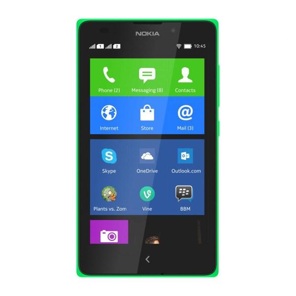 Nokia XL, el móvil Android de 5 pulgadas de Nokia.