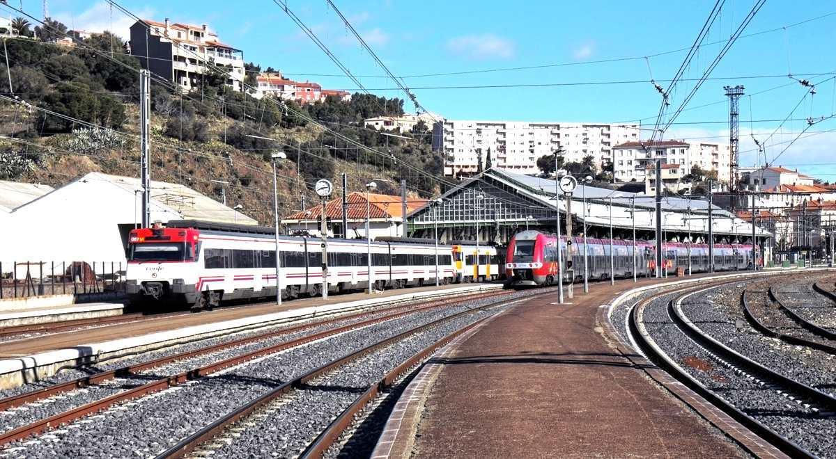 Viajar en tren por Europa con un click