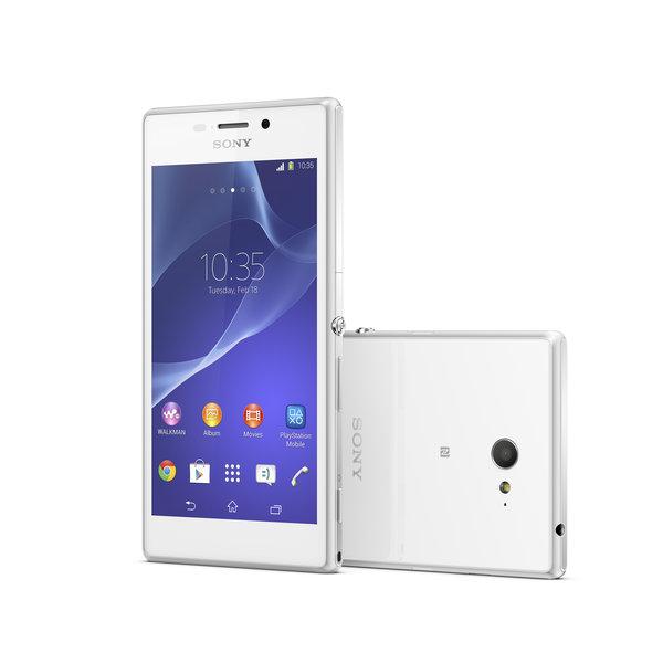 El Sony Xperia M2 tendrá una versión compatible con dos tarjetas SIM, el M2dual.