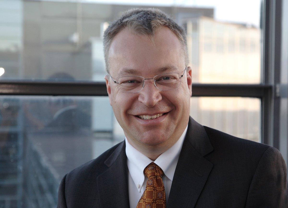 Stephen Elop será el responsable de la división de hardware de Microsoft