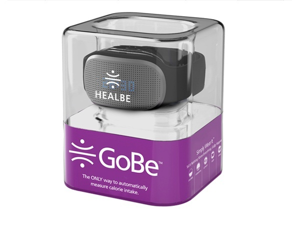 Healbe GoBe se financia por crowdfunding pero es un producto realizado de forma profesional.
