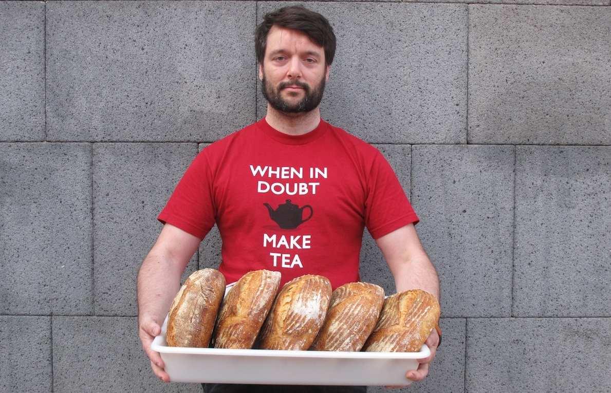 El buen pan comparte con la buena comida el ser memorable