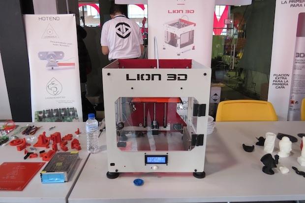 Lion3D