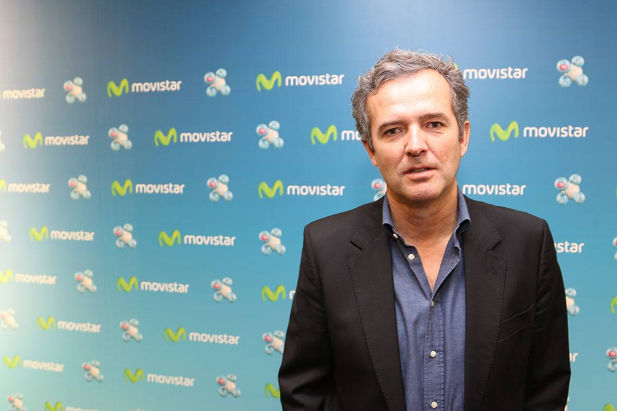 Luis Vela, Director de Movistar TV.