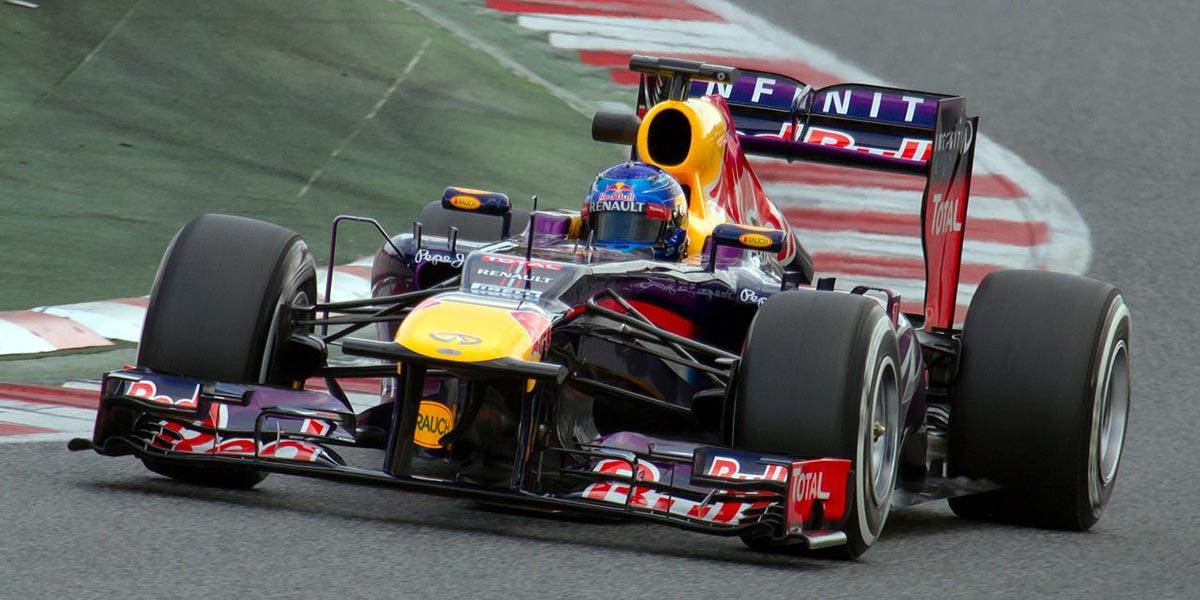 Fórmula 1 a todas horas.