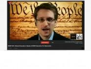 Edward Snowden en el SXSW