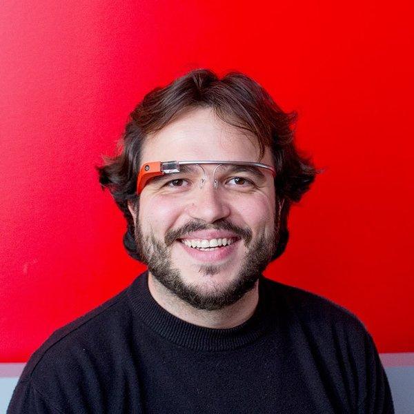 Zugaldia, CEO de Silica Labs, utiliza diariamente las Google Glass