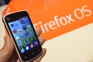 Mozilla actualizará directamente Firefox OS