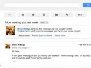 Google cifrará por defecto todo el correo de Gmail