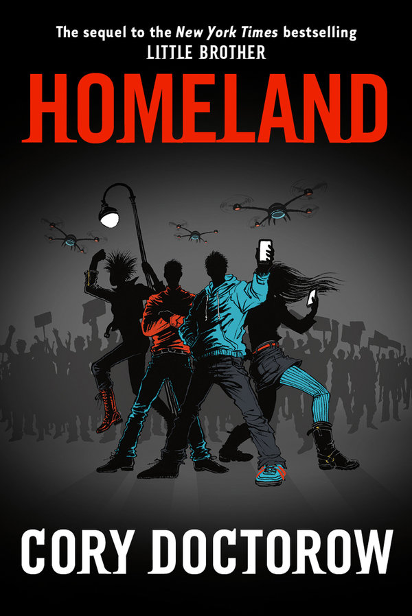 El audiolibro de la novela Homeland de Cory Doctorow estará disponible en exclusiva con Humble Ebook Bundle 3 durante las próximas dos semanas