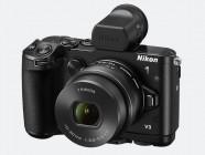 Nikon 1 V3, evolución sin complejos