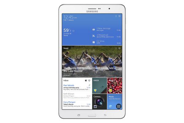 Los cuatro modelos de tablets Galaxy Pro Series cuentan con una versi贸n preparada para redes 4 G y otra par WiFi