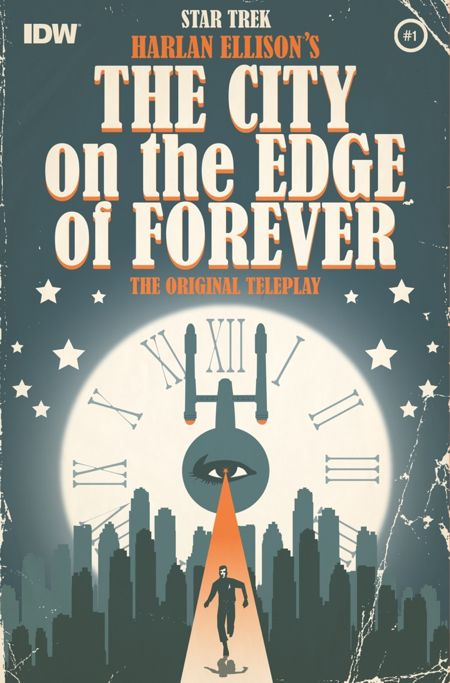 Portada de City on the Edge of Forever
