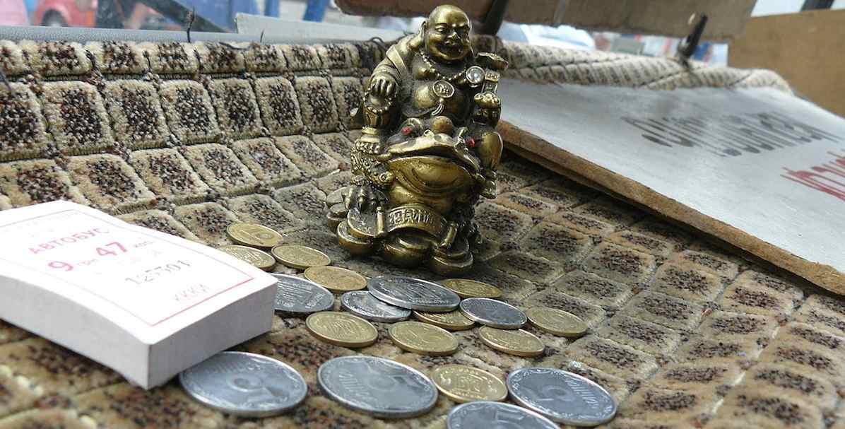 Budha y dinero