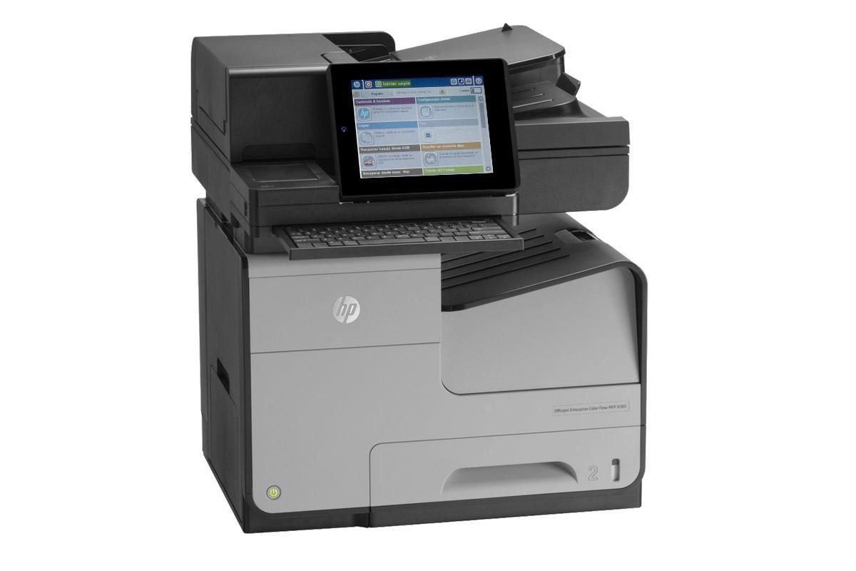 HP reinventa las impresoras de inyección para la empresa