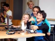 Innovae e Interxion celebran un campus tecnológico para niños