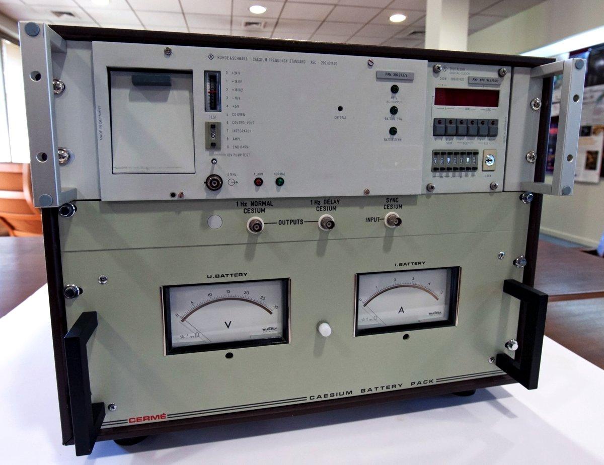 La Que De Reloj Precisión Atómico Nist Mejora Sus Un El Crea nm08wvN