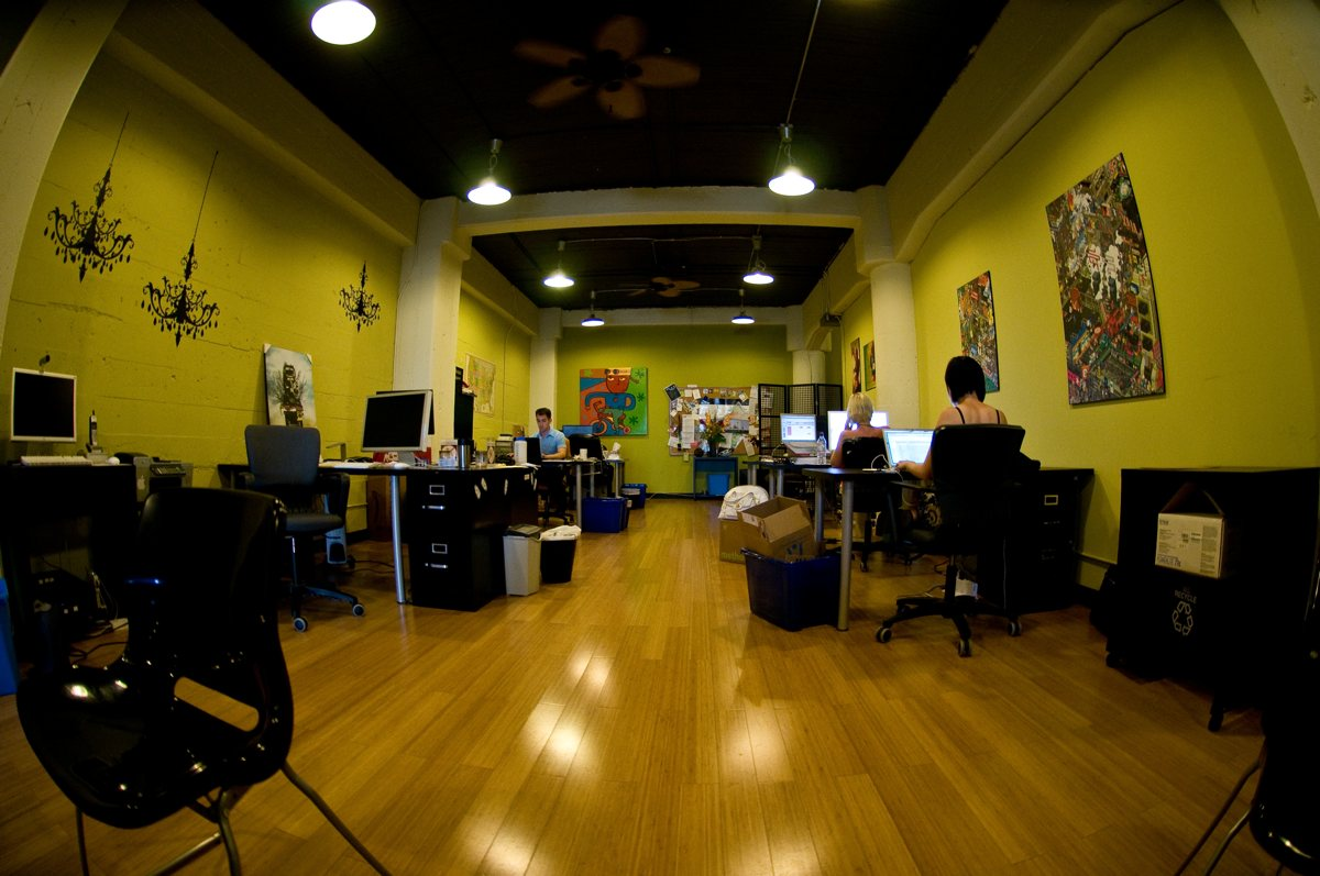 SpaceBee, alquila oficina por horas
