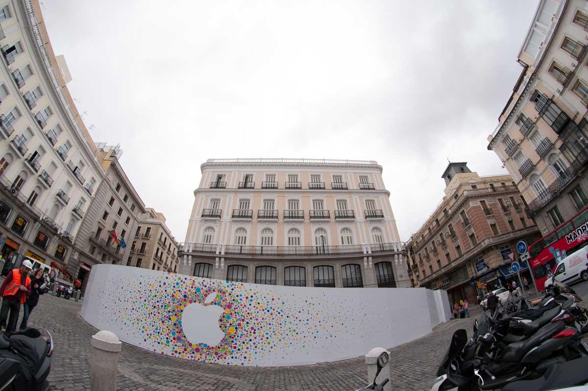 Apple confirma, a su estilo, la tienda de Puerta del Sol