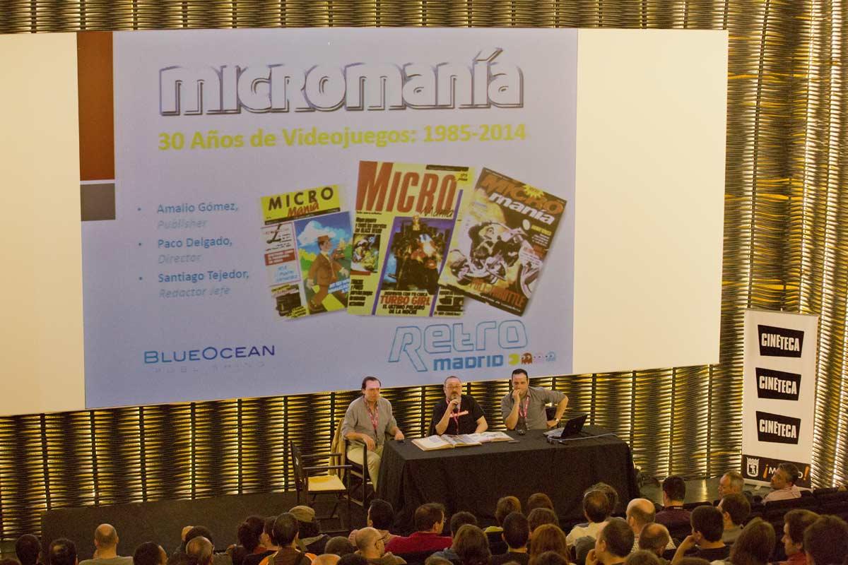 Los artífices de la mítica Micromanía repasaron su historia y respondieron todas las preguntas de sus fans.