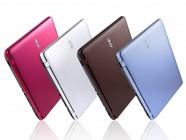 Acer Aspire E y V, ordenadores portátiles a todo color