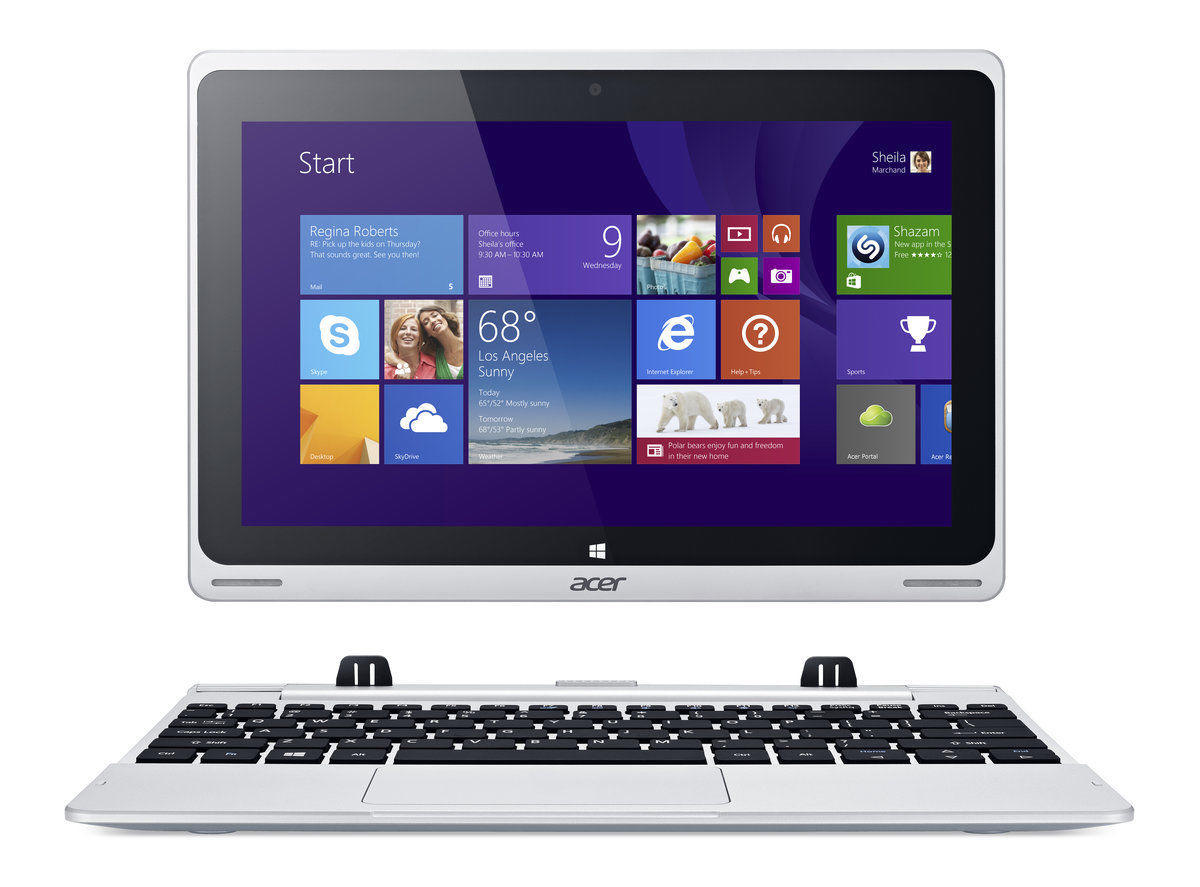 Acer Aspire Switch 10, un portátil multiusos