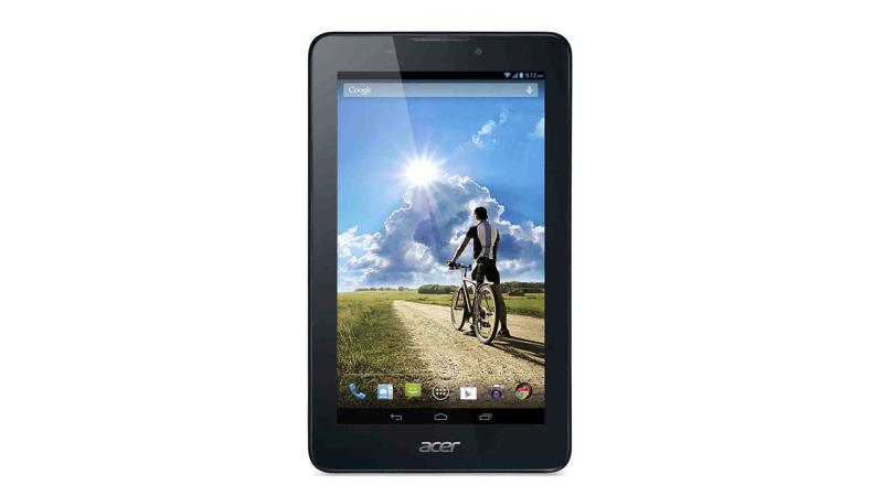 Acer Iconia One 7 y Tab 7, versatilidad en siete pulgadas