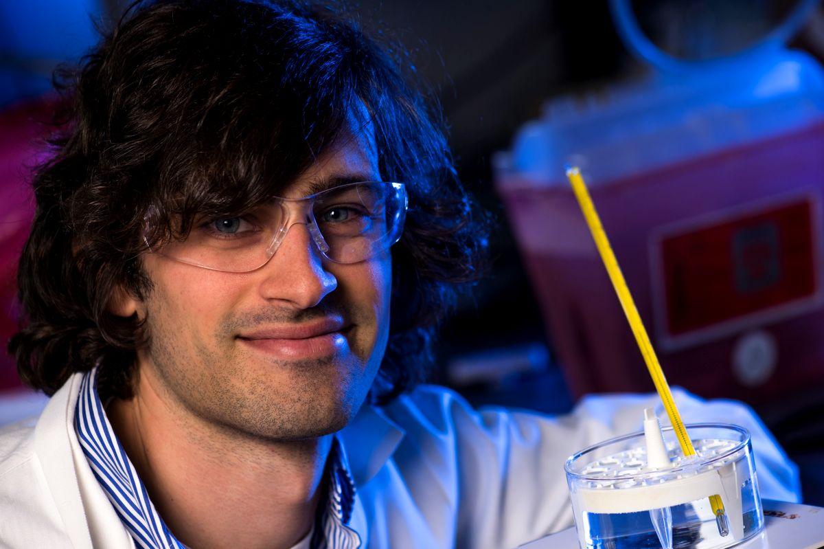 Un gel para desarrollar tejido óseo en pacientes