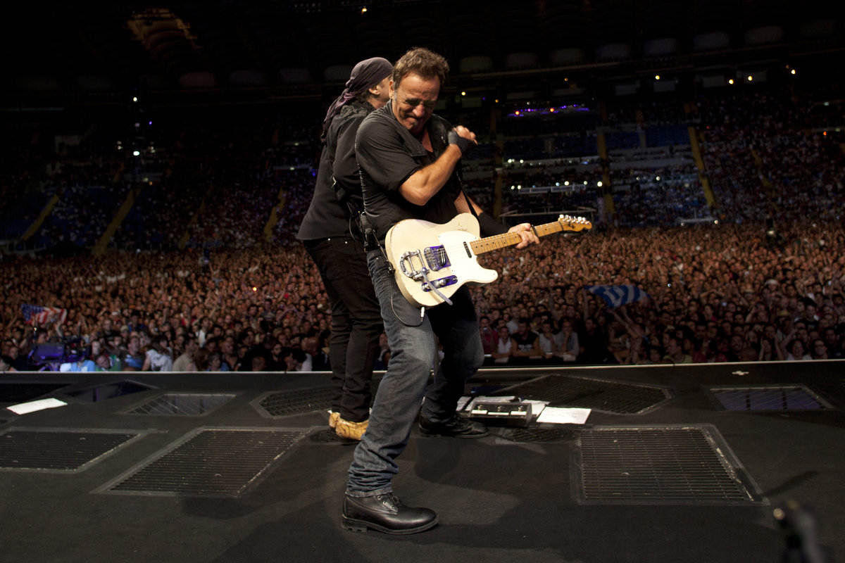 Bruce Springsteen tendrá un museo online