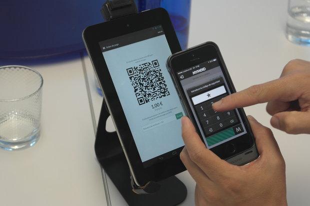 Mymoid ofrece las mismas garantías de seguridad a los usuarios que las tarjetas de crédito convencionales
