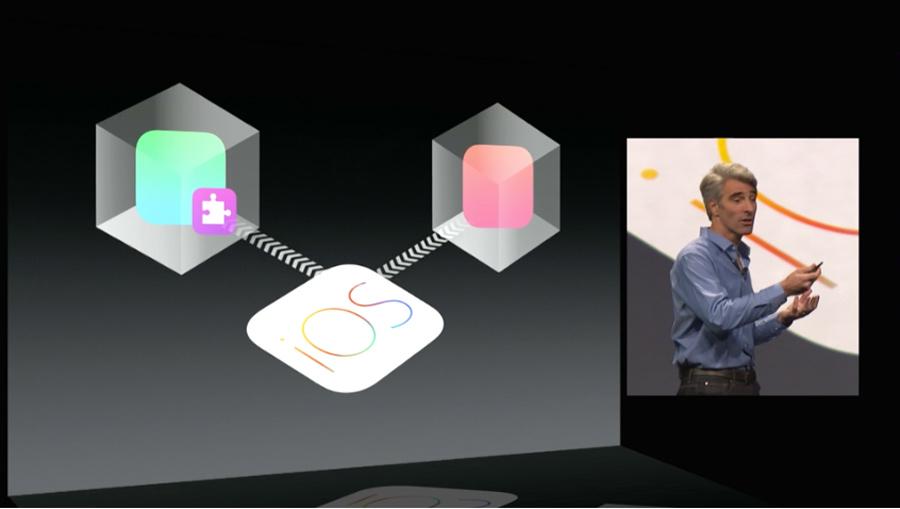 Tim Cook detalló los cambios que incorpora la App Store con el nuevo iOS8: mejor navegación, paquetes de Apps, vídeos para previsualizar apps e incluso posibilidades de hacer betatesting.