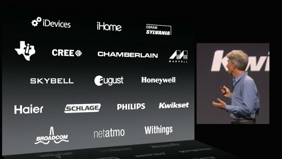 HomeKit es la API y el estándar que propone Apple para integrar los productos y estándares de distintos fabricantes de dispositivos de domótica.