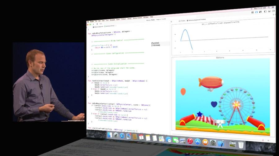 Swift no es un salto en el vacío, su código puede coexistir con Objective-C y así aprovechar apps existentes.