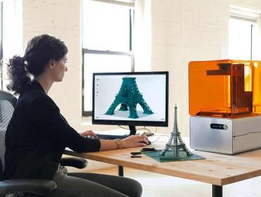 Impresora 3D láser profesional
