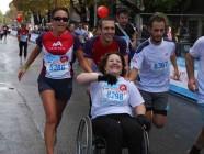 No hay límites para correr una maratón