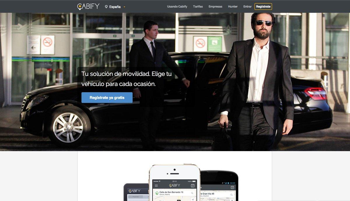 Cabify inaugura en Madrid Lite, su modalidad más económica