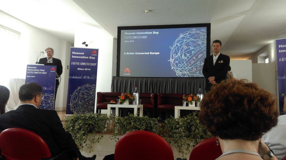 Huawei apuesta por dar impulso a la innovación en Europa