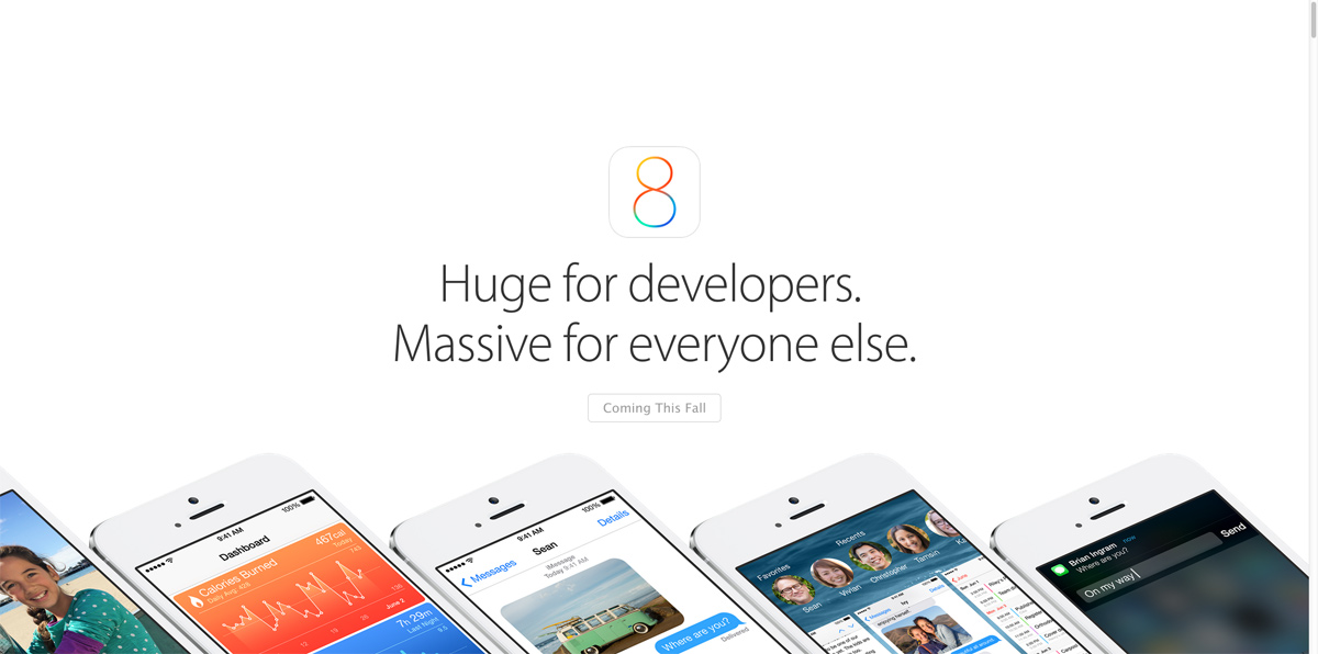 ¿Desencantado de iOS7? Llega el recambio