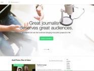 Kickstarter abre una categoría para proyectos de periodismo