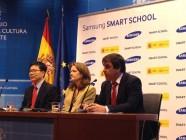 Samsung Smart School llega a 52 colegios